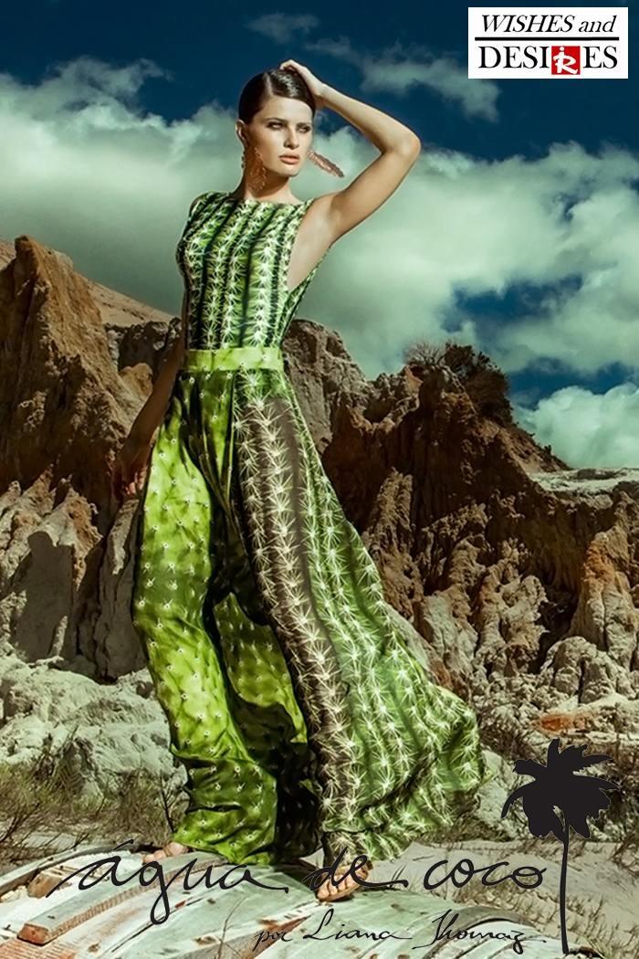 Redhead Illusion - Fashion Blog by Menia - Wishes and Desires - Agua de Coco SS16-04