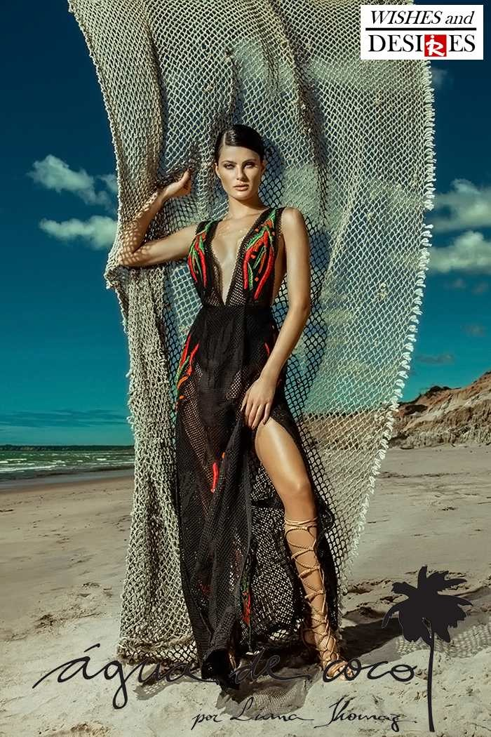 Redhead Illusion - Fashion Blog by Menia - Wishes and Desires - Agua de Coco SS16-05