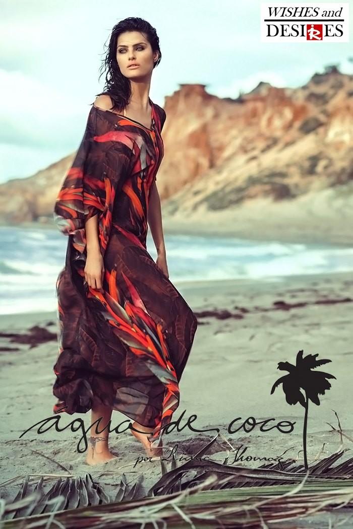 Redhead Illusion - Fashion Blog by Menia - Wishes and Desires - Agua de Coco SS16-10