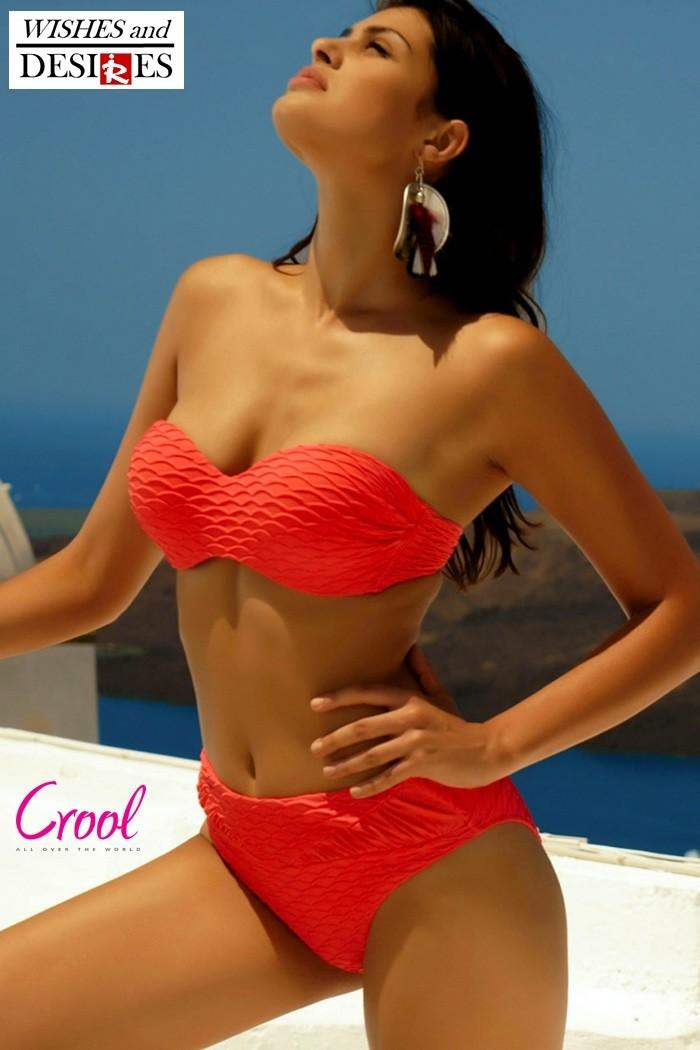 Redhead Illusion - Fashion Blog by Menia - Wishes and desires - Swimwear - Crool - Greek Brand - SS-16-02