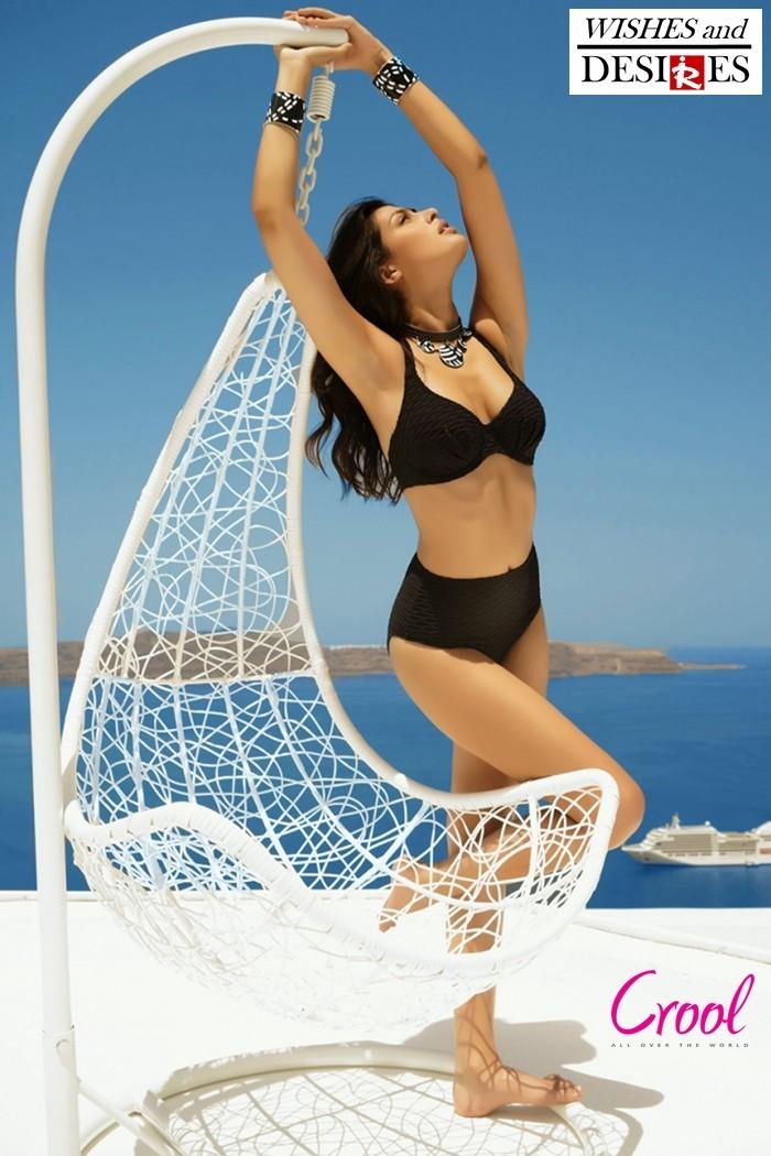 Redhead Illusion - Fashion Blog by Menia - Wishes and desires - Swimwear - Crool - Greek Brand - SS-16-04