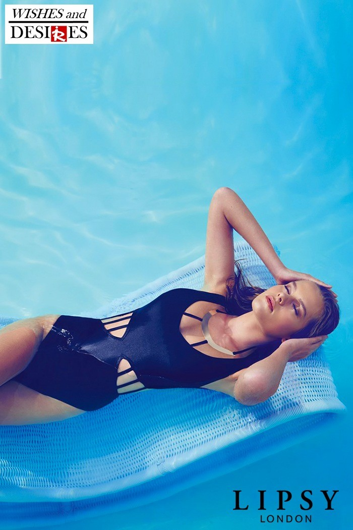 Lipsy, a stunning swimwear, and not only,  summer 2016 collection!