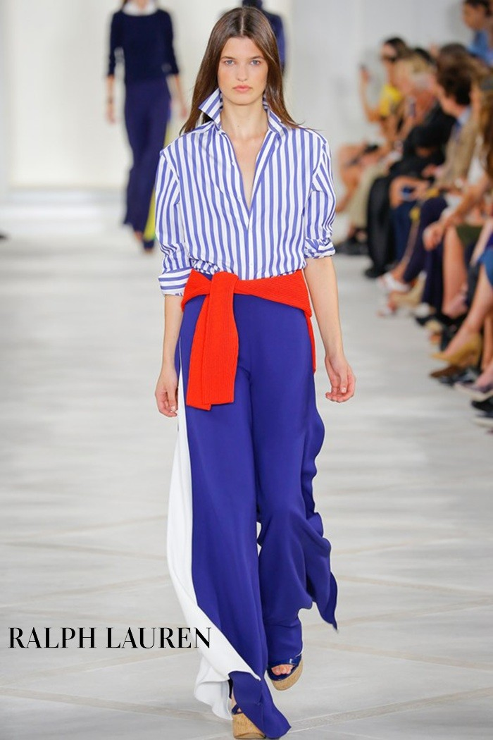 Redhead Illusion - Fashion Blog - Fashion Show - Ralph Lauren - Spring-Summer 2016-06