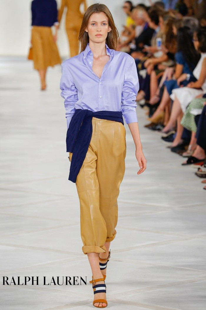 Redhead Illusion - Fashion Blog - Fashion Show - Ralph Lauren - Spring-Summer 2016-11