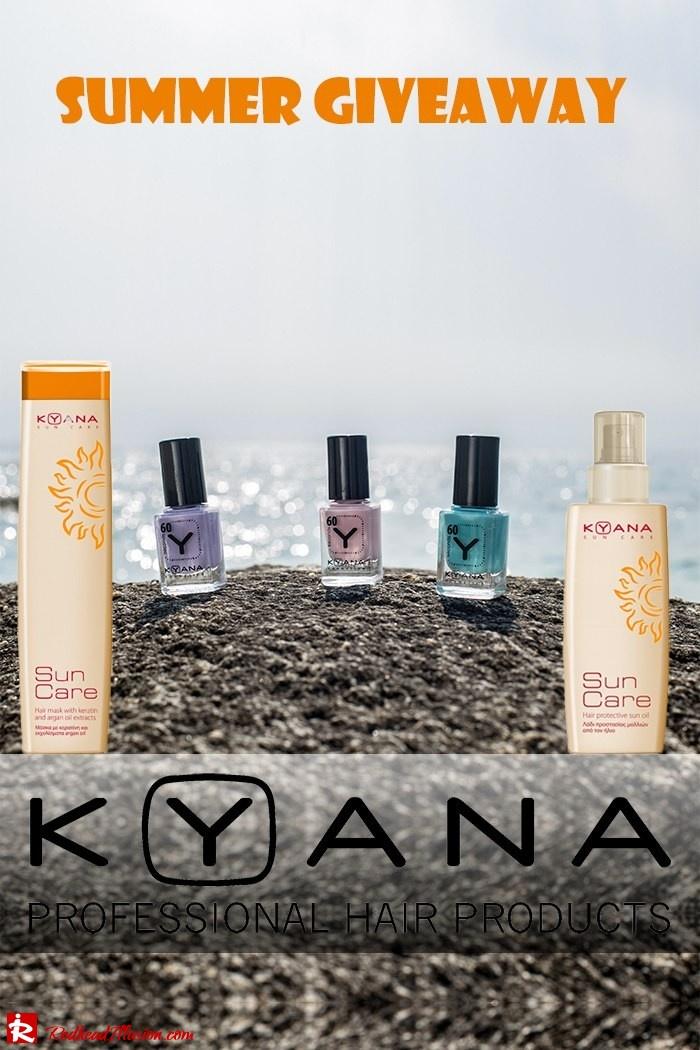 Giveaway – Kyana – Nail Polish and Hair Care!