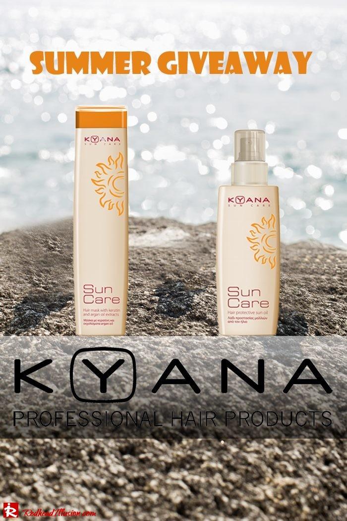 Redhead Illusion - Fashion - Blog by Menia - Giveaway - Kyana - Nail Polishes - Hair Care-03