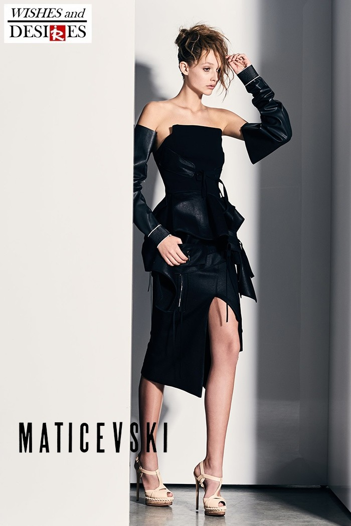 Redhead Illusion - Fashion Blog by Menia - Wishes and Desires - Maticevski Resort 2017-02