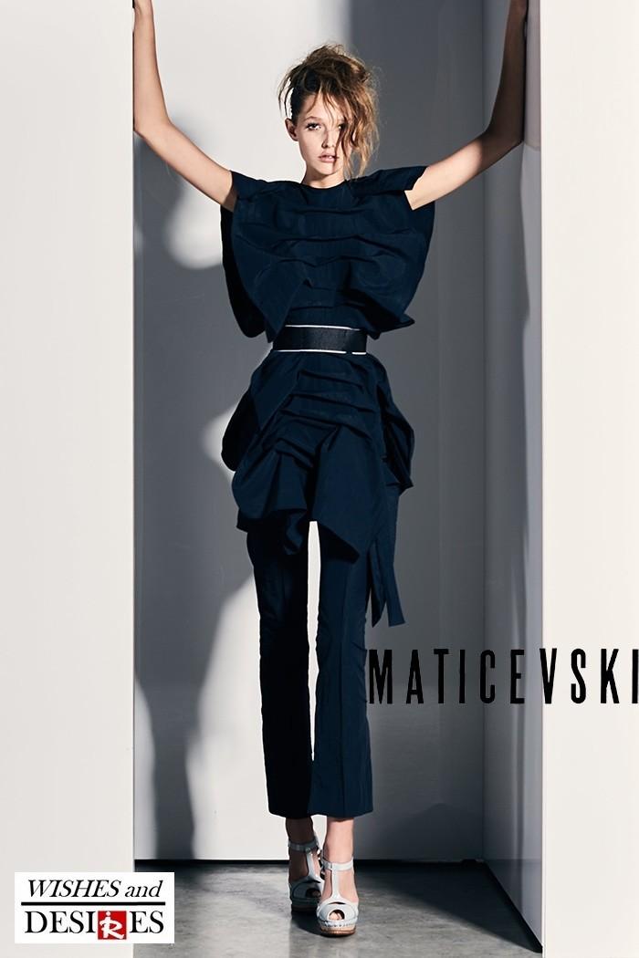 Redhead Illusion - Fashion Blog by Menia - Wishes and Desires - Maticevski Resort 2017-07