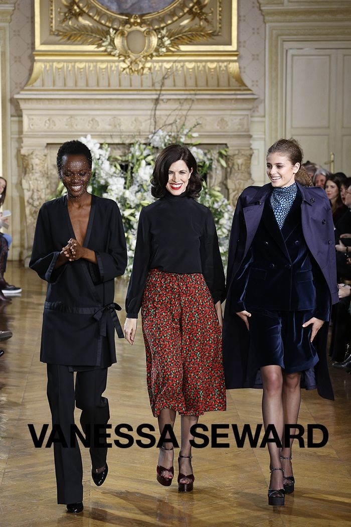 Redhead Illusion - Fashion Blog - Fashion Show - Vanessa Seward - Fall-Winter-2016-11