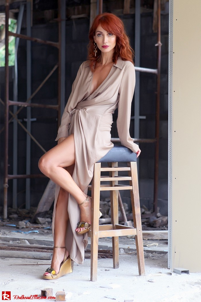 Redhead Illusion - Fashion Blog by Menia - Under Construction - Missguided Dress - Suzy Smith Bag-12