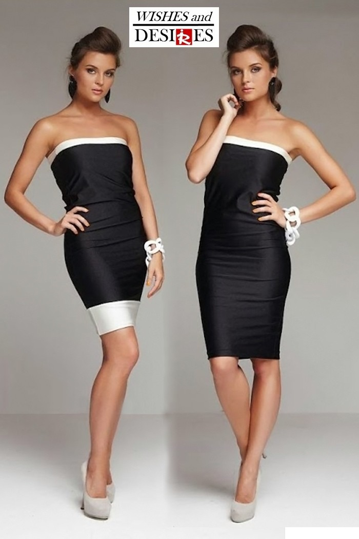 Convertible tube dress!