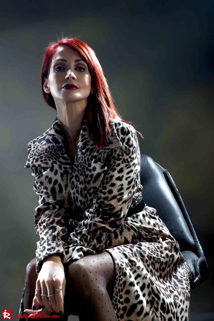 Redhead Illusion - Fashion Blog by Menia - Forever wild - Denny Rose Coat - Karen Millen Belt-03