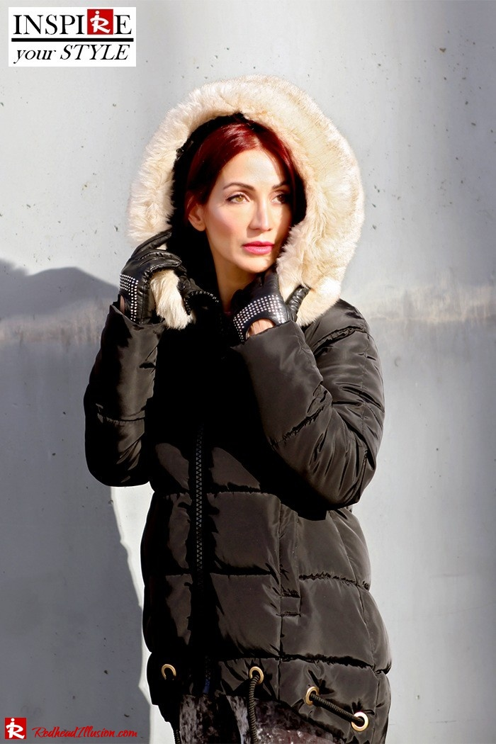 Inspire your style – Puffer Jacket!