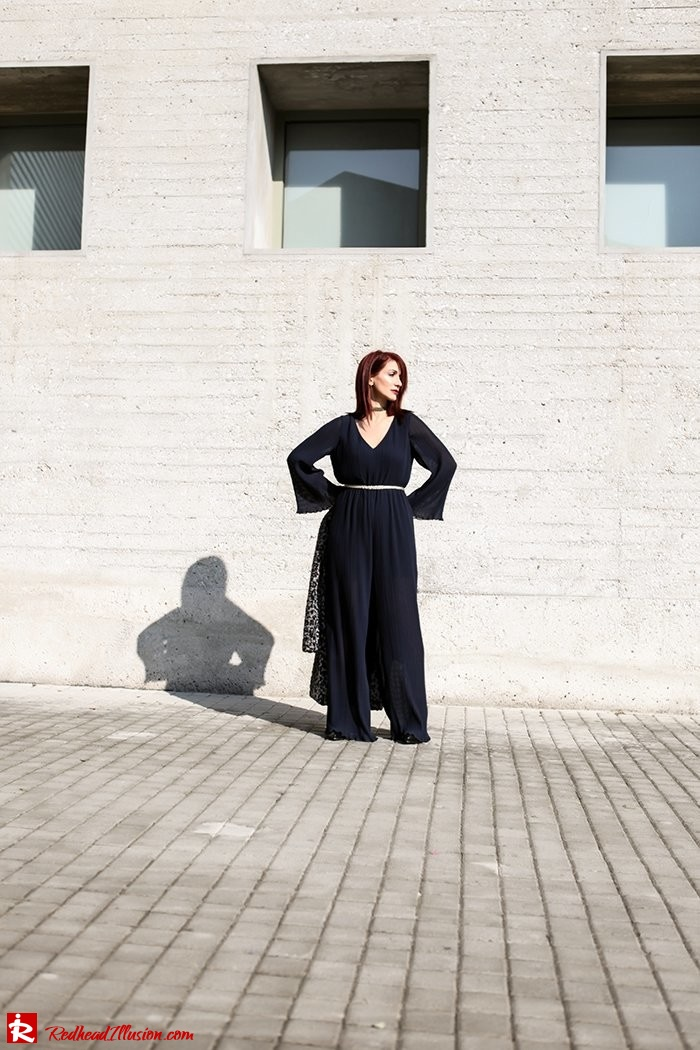 Redhead Illusion - Fashion Blog by Menia - Jump all over - Zara Jumpsuit-10