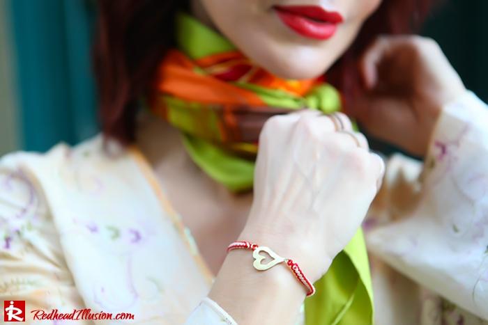 Redhead Illusion - Fashion Blog by Menia - Spring Fever - Jeans, Mules Zara - Scarf Hermes-07