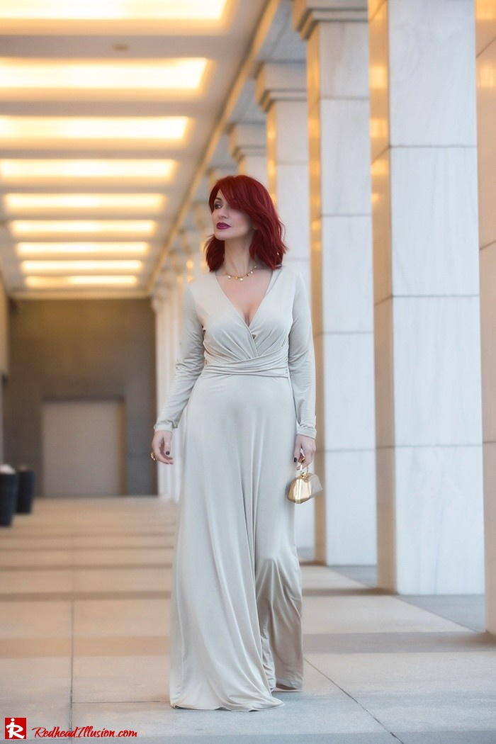 Redhead Illusion - Fashion Blog by Menia - Lately-02-Mind Trap - Lulus Maxi Dress