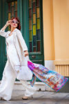 Redhead Illusion - Fashion Blog by Menia - Bet and Malfie - Silk Scarf-01