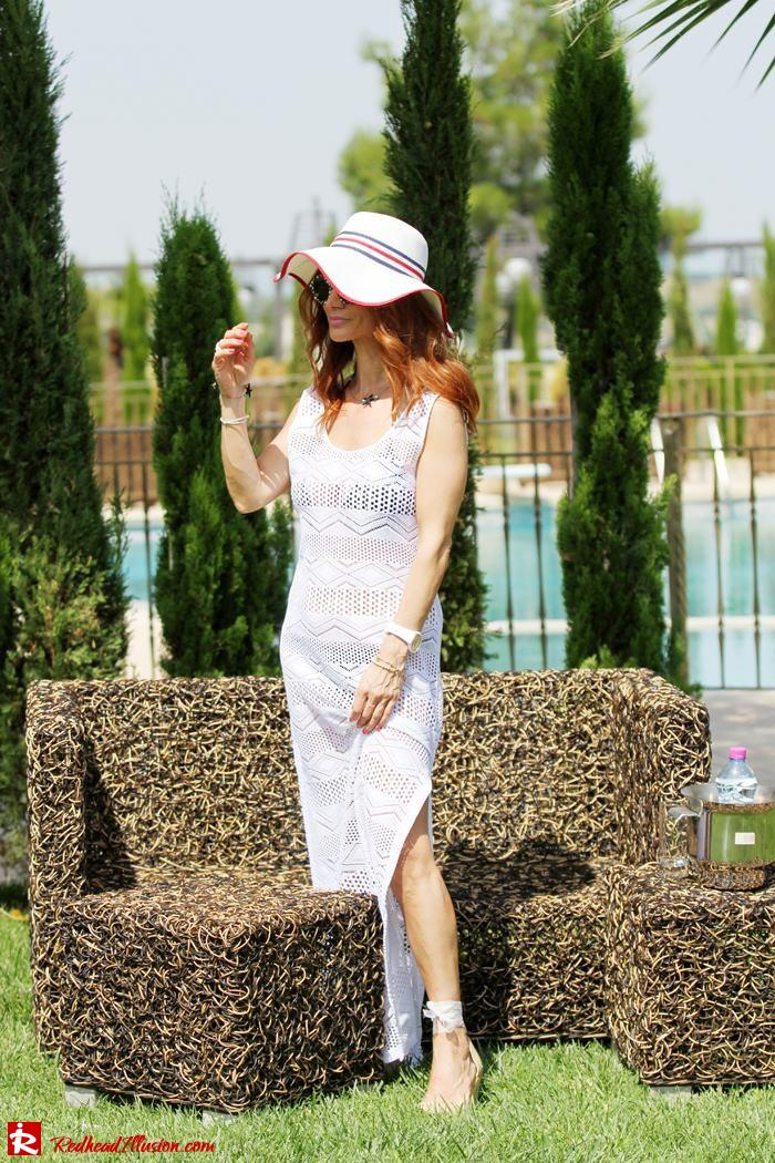 Redhead Illusion - Summer in the city - Part-1-04