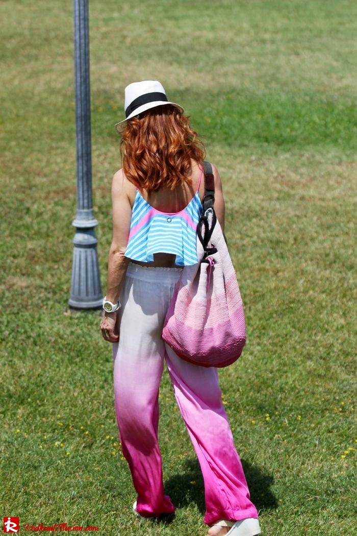 Redhead Illusion - Summer in the city - Part-1-12