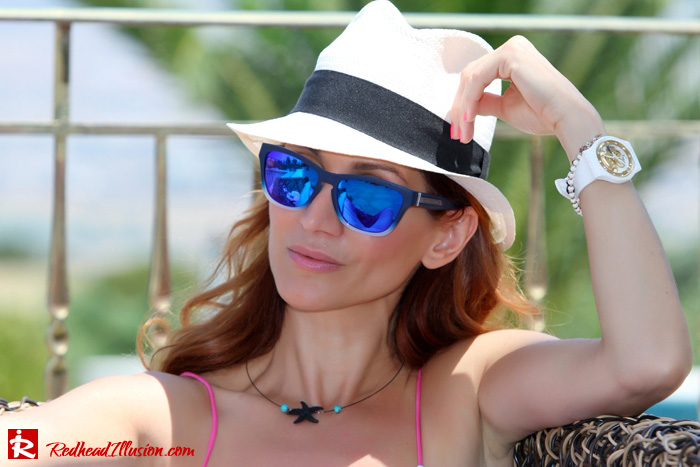 Redhead Illusion - Summer in the city - Part-1-15