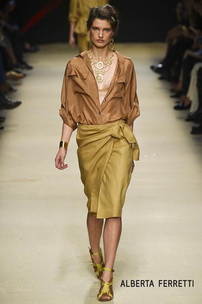 Redhead Illusion - Fashion Blog - Fashion Show - Alberta Ferretti - Spring-Summer 2016-03