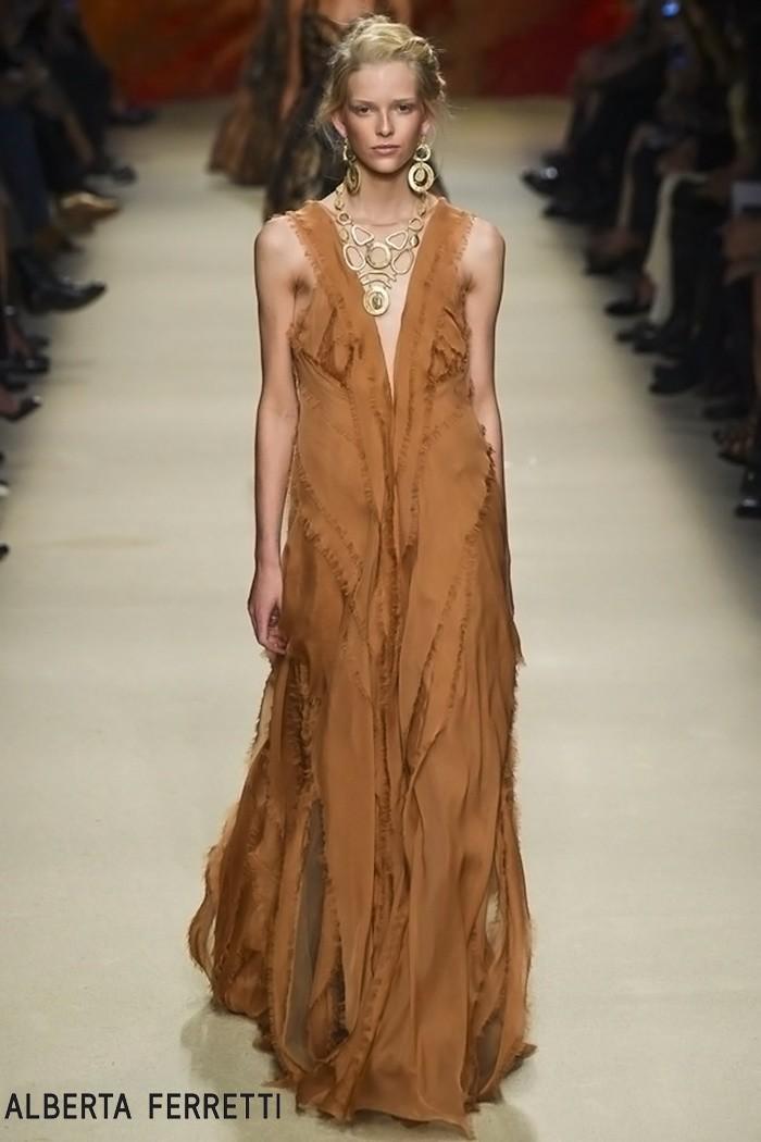 Redhead Illusion - Fashion Blog - Fashion Show - Alberta Ferretti - Spring-Summer 2016-07