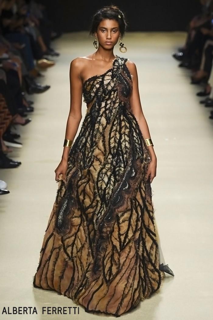 Redhead Illusion - Fashion Blog - Fashion Show - Alberta Ferretti - Spring-Summer 2016-08