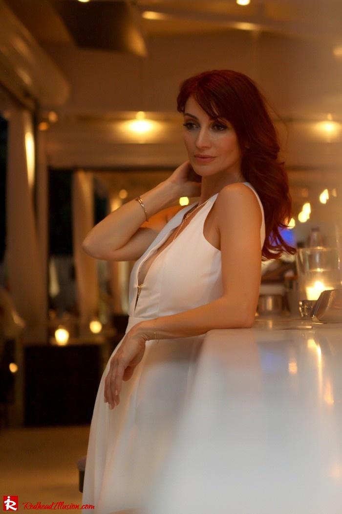 Redhead Illusion - Fashion Blog by Menia - Night Call - Missguided Jumpsuit-03