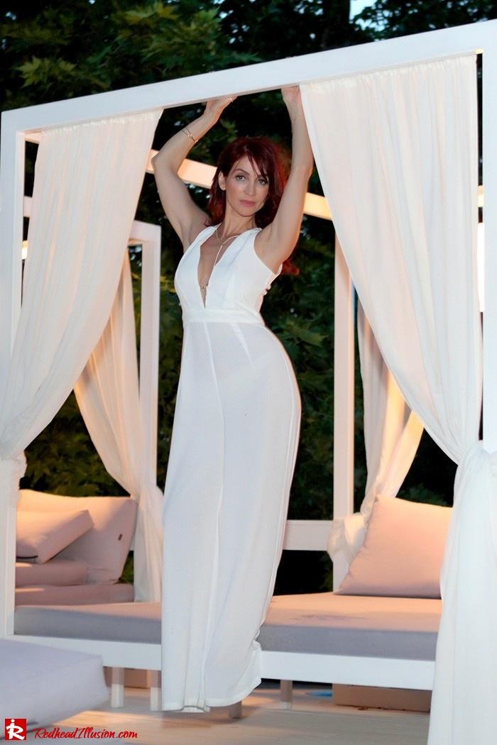 Redhead Illusion - Fashion Blog by Menia - Night Call - Missguided Jumpsuit-05