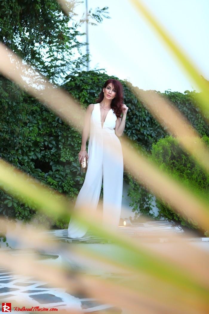 Redhead Illusion - Fashion Blog by Menia - Night Call - Missguided Jumpsuit-08