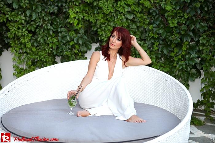 Redhead Illusion - Fashion Blog by Menia - Night Call - Missguided Jumpsuit-10
