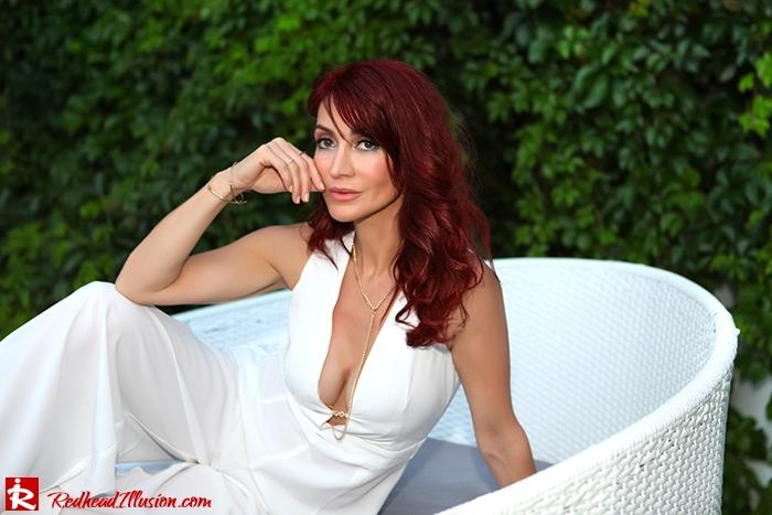 Redhead Illusion - Fashion Blog by Menia - Night Call - Missguided Jumpsuit-11