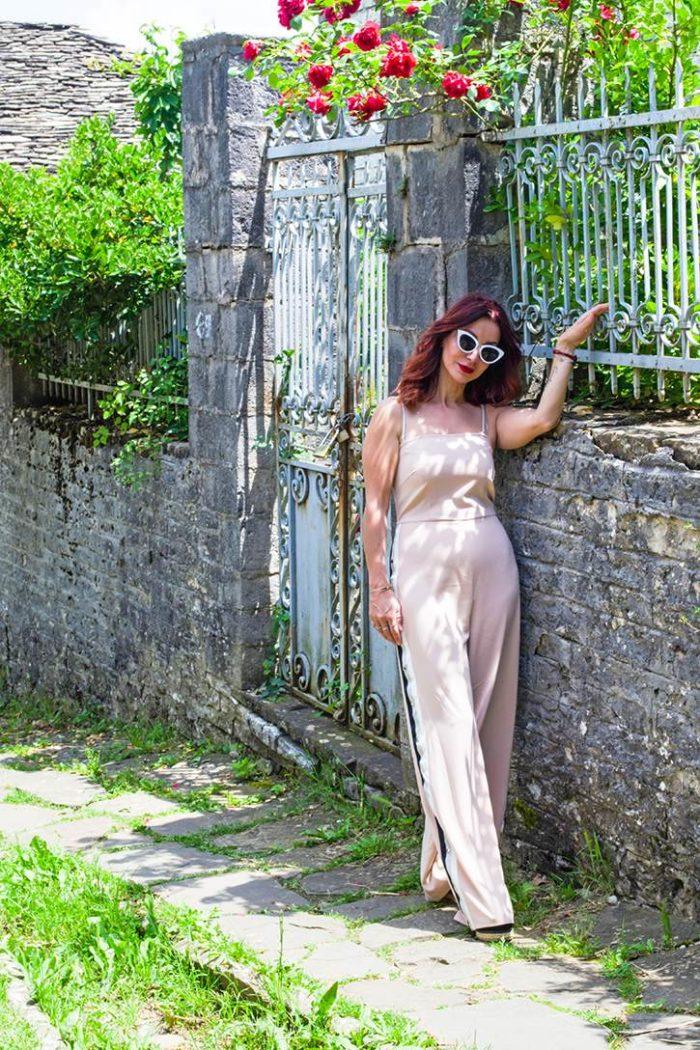 Redhead Illusion - Fashion Blog by Menia - Zagorohoria - Greece - Natural Beauty-07