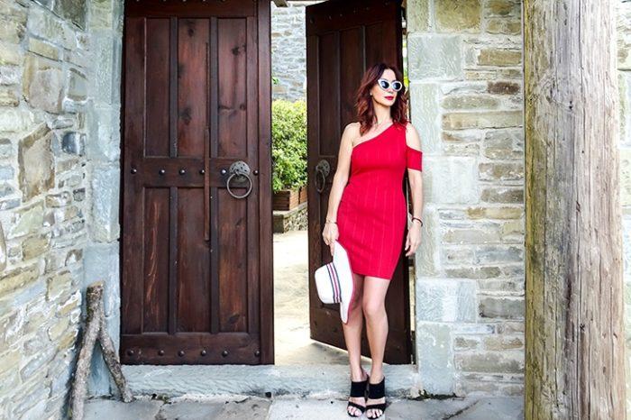 Redhead Illusion - Fashion Blog by Menia - Zagorohoria - Greece - Natural Beauty-09