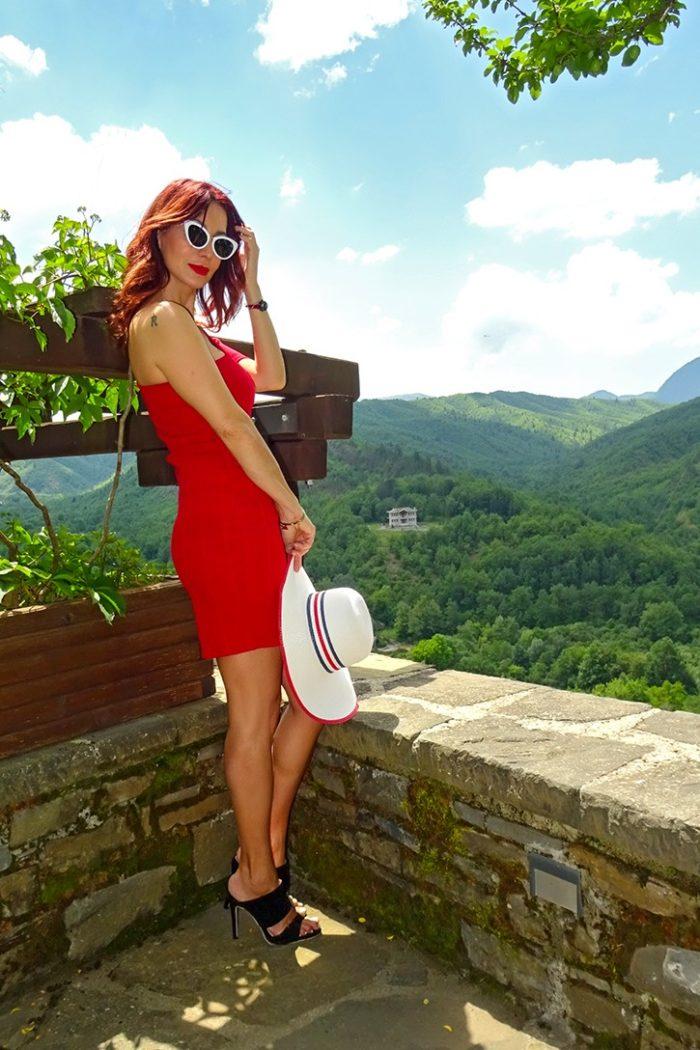 Redhead Illusion - Fashion Blog by Menia - Zagorohoria - Greece - Natural Beauty-10