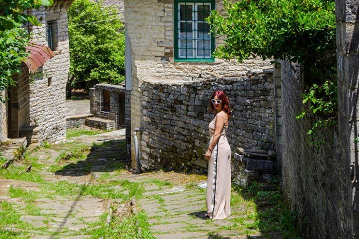 Redhead Illusion - Fashion Blog by Menia - Zagorohoria - Greece - Natural Beauty-17
