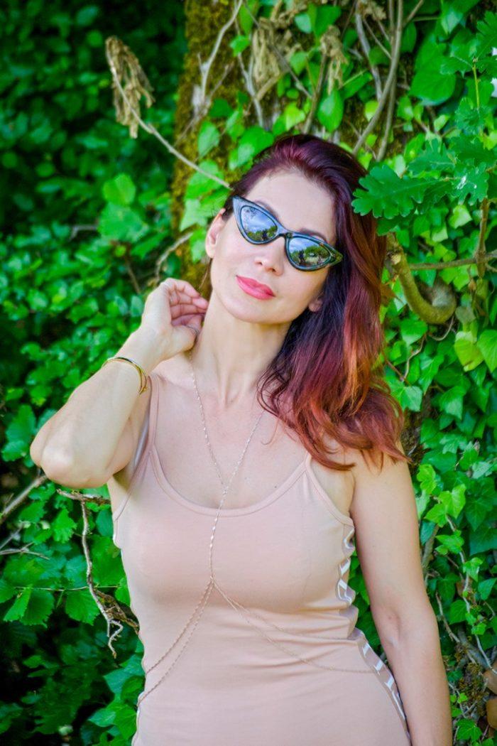 Redhead Illusion - Fashion Blog by Menia - Zagorohoria - Greece - Natural Beauty-22