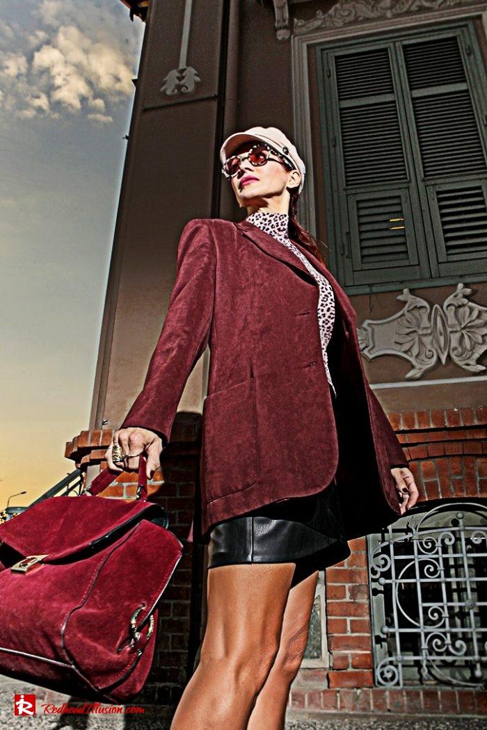 Redhead Illusion - Fashion Blog by Menia - Editorial - Elevate your look-02