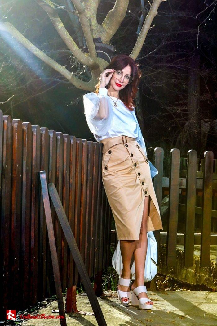 Redhead Illusion - Fashion Blog by Menia - Editorial - Some skirts go everywhere...!-02