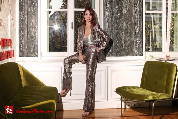 Redhead Illusion - Fashion Blog by Menia - Editorial - A special suit for parties!-03