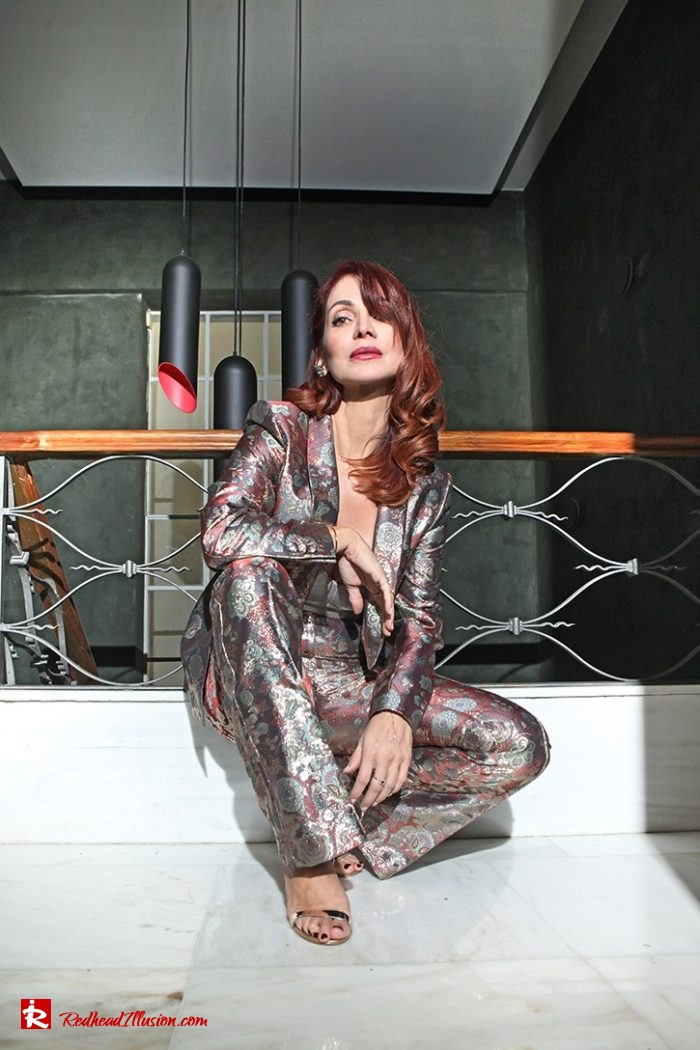 Redhead Illusion - Fashion Blog by Menia- Special Suit for parties-04