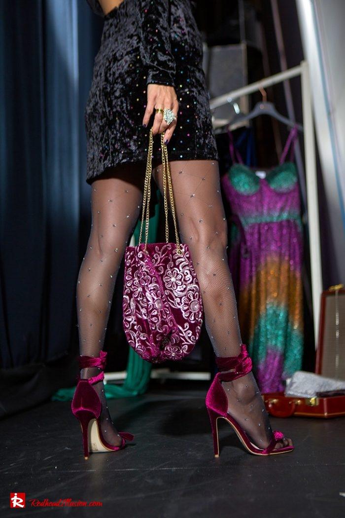 ]Redhead Illusion - Fashion Blog by Menia - Mini Party Dress-08